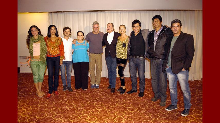 Todos los actores de la película Ley Primera