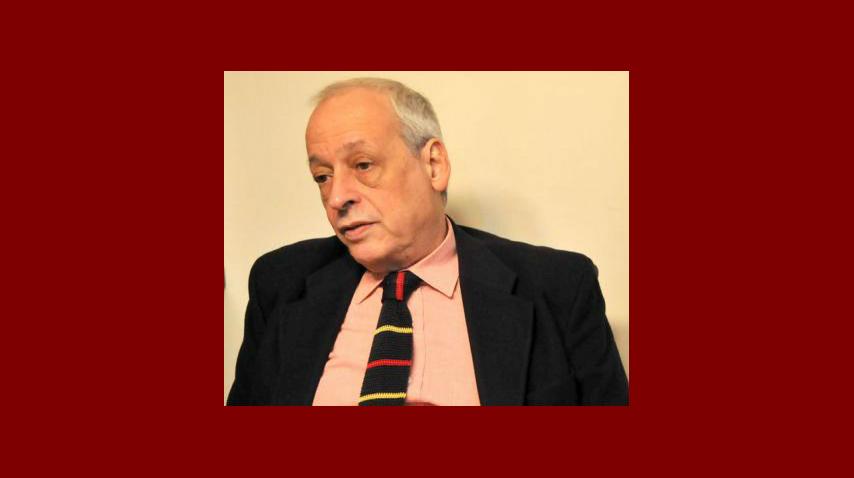 Horacio Verbitsky, titular del CELS<br>