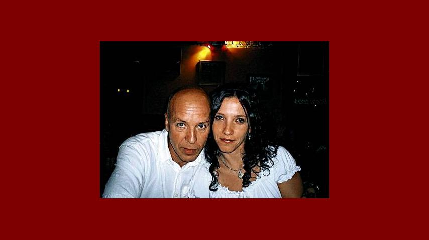 Daniel Lagostena y Érica Soriano