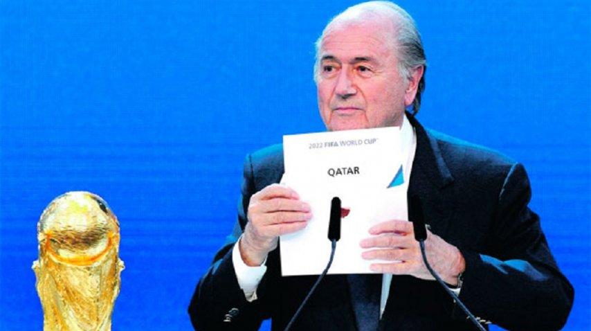 Escándalo: miembro de FIFA pide que el Mundial 2022 no se haga en Qatar