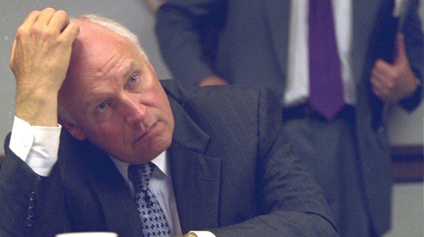 Cheney en pleno debate<br>