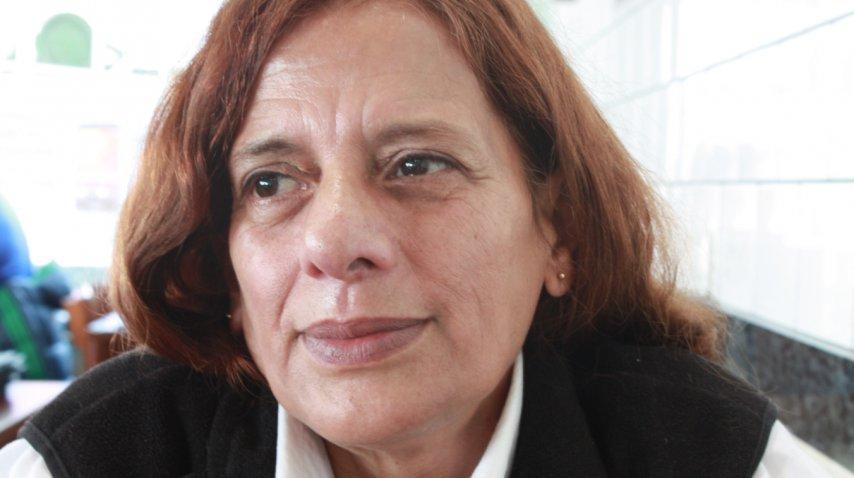 La Madre que buscó 7 años en la villa al asesino de su hijo