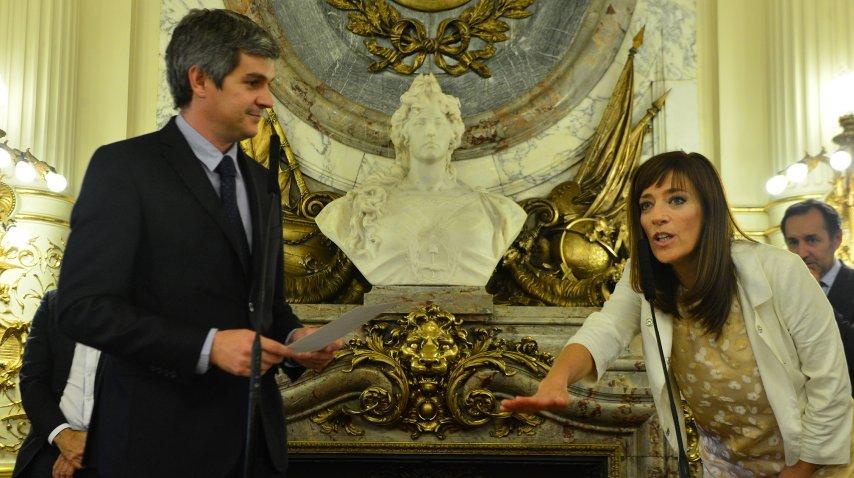 Jura de Paula María Bertol. <br>