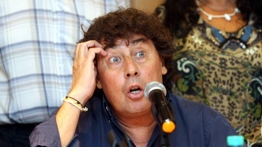 Pablo Micheli, líder de la CTA Autónoma<br>