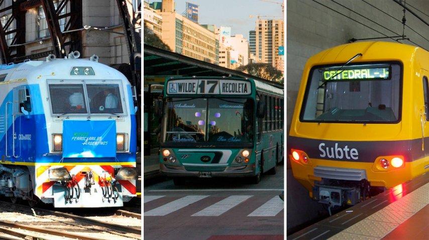 En la Ciudad se realizan unos 8 millones de viajes por día.<br>