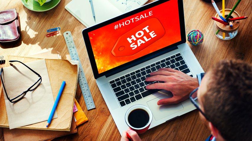 El Hot Sale arranca el próximo lunes