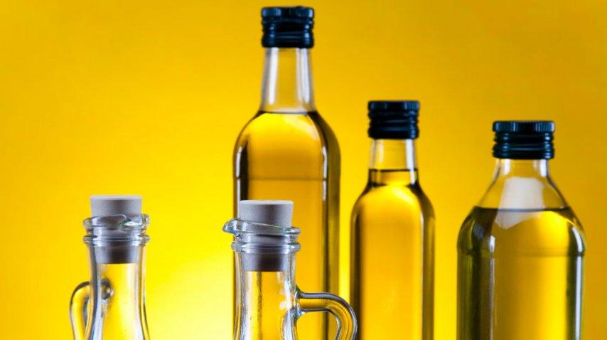 El aceite de oliva se solidifica en la heladera