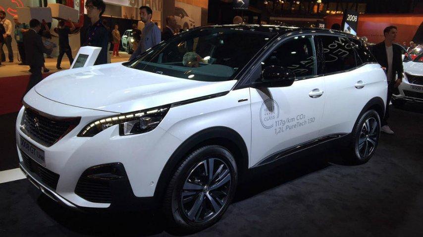 El Peugeot 3008<br>