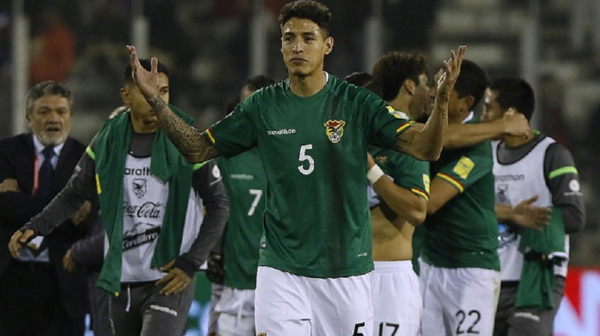 Nelson Cabrera el futbolista por el que Chile le quiere ganar