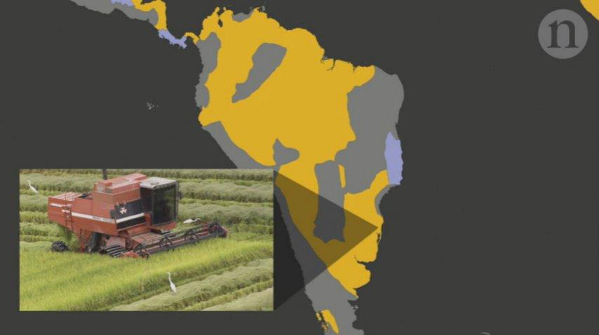 La provincia de Buenos Aires es buen terreno para el desarrollo sustentable<br>