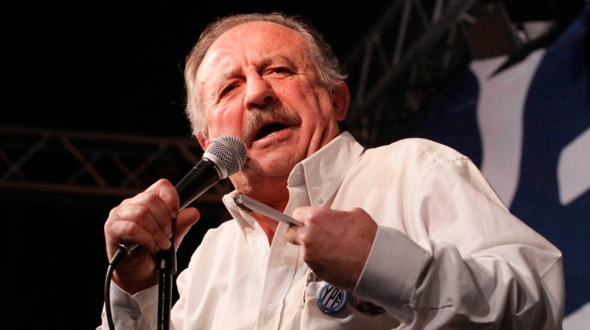 Hugo Yasky, titular de la CTA de los trabajadores