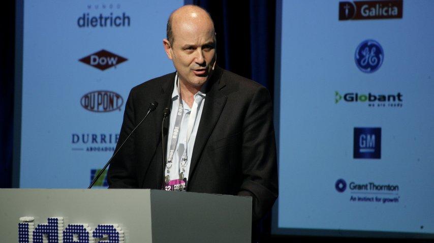 Federico Sturzenegger, titular del Banco Central