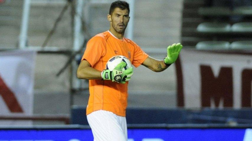 Mariano Andújar aseguró que está cómodo en Estudiantes<br>