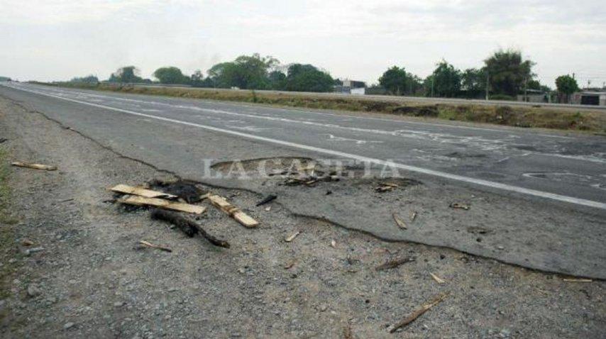 Autopista Tucumán-Famaillá. Gentileza La Gaceta de Tucumán