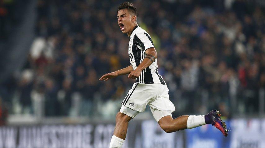 Paulo Dybala marcó un golazo de tiro libre para poner el empate parcial de Juventus ante Udinese<br>