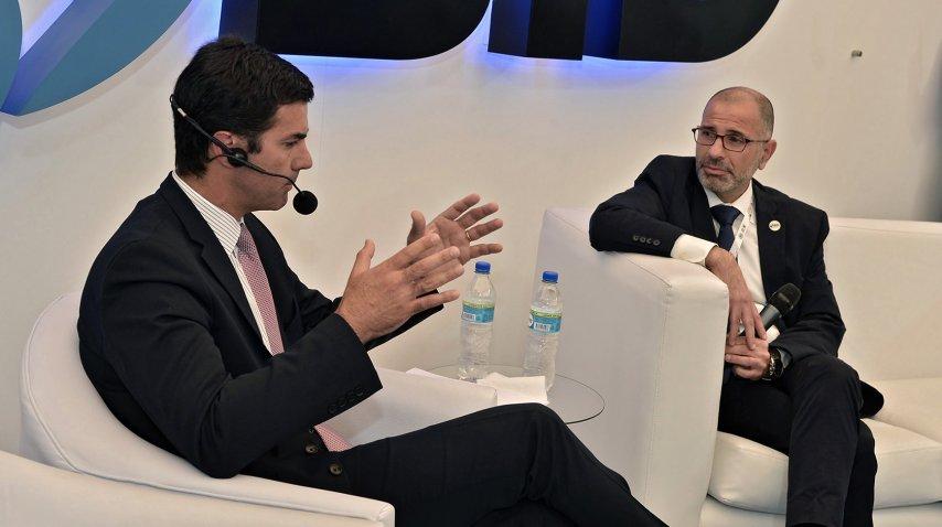 Juan Manuel Urtubey presentando Salta Urbana para el Desarrollo Sostenible.