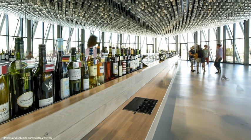 La Cité du vin<br>