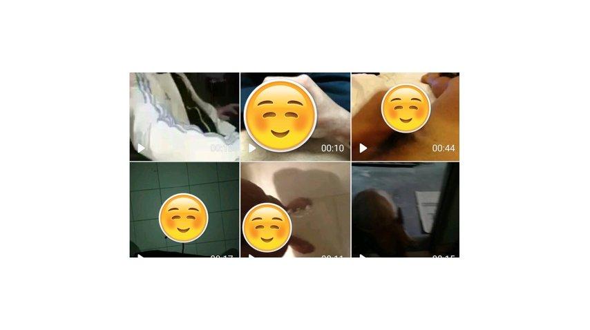 Los supuestos videos hot<br>