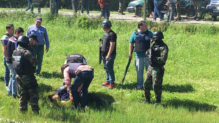 Fotos del tiroteo en el que cayó la Banda del Millón