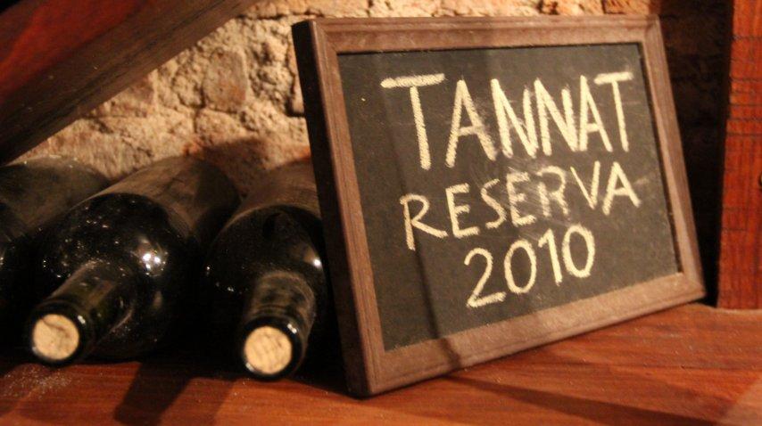 El la tannat, clásica uva uruguaya<br>
