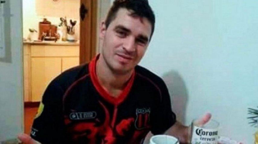 Nicolas Silva, el arbolito asesinado<br>
