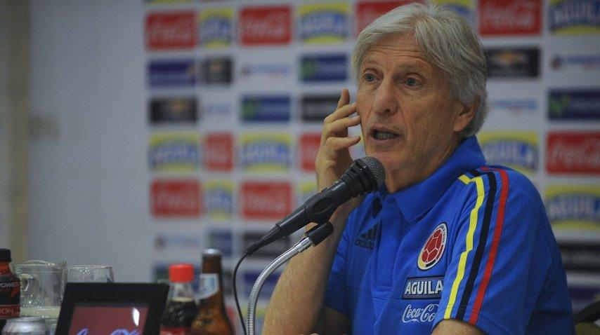 Pekerman habló del partido Argentina vs Colombia