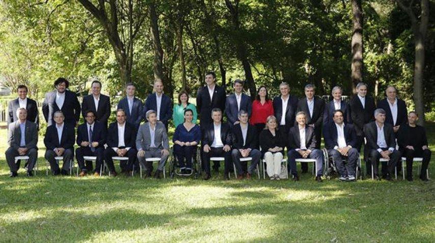 Gabinete de Macri