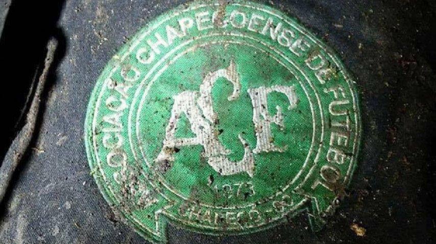 Imagenes desde el lugar del accidente de Chapecoense