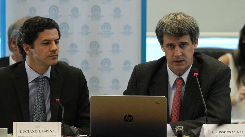 Alfonso Prat Gay defendió el proyecto oficial de Ganancias<br>