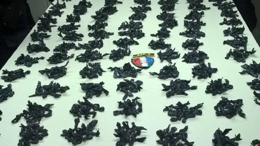 Incautaron dos mil dosis de cocaína en Córdoba - Crédito: La Nueva Mañana