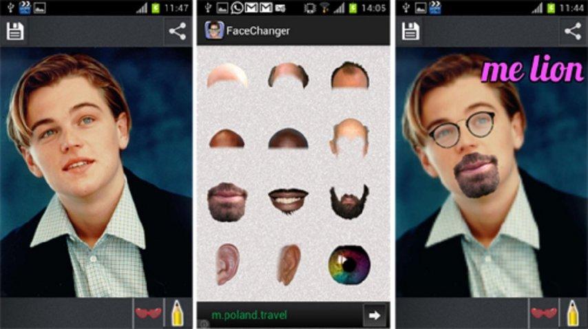 Face Changer 2, la app más popular