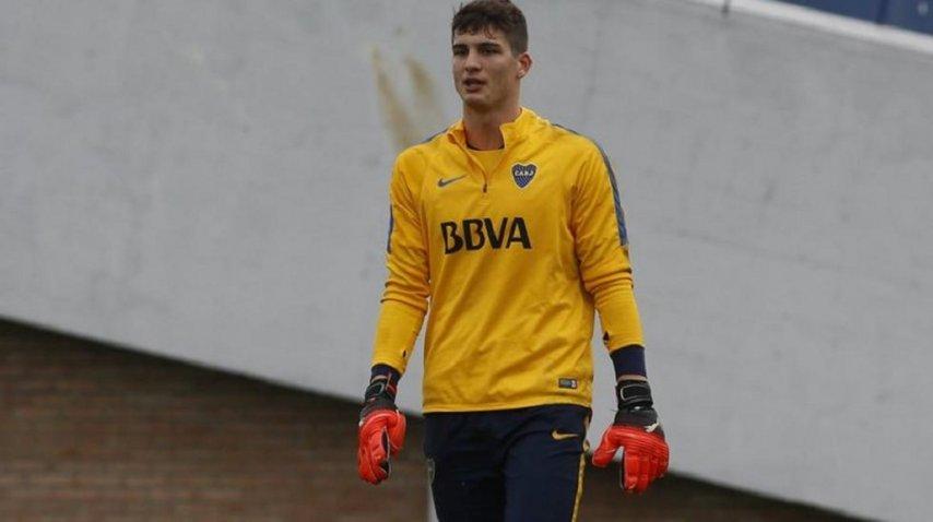 Werner debutará oficialmente con la camiseta de Boca<br>