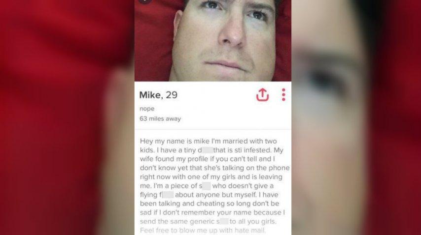 Mike nunca se esperó esto<br>