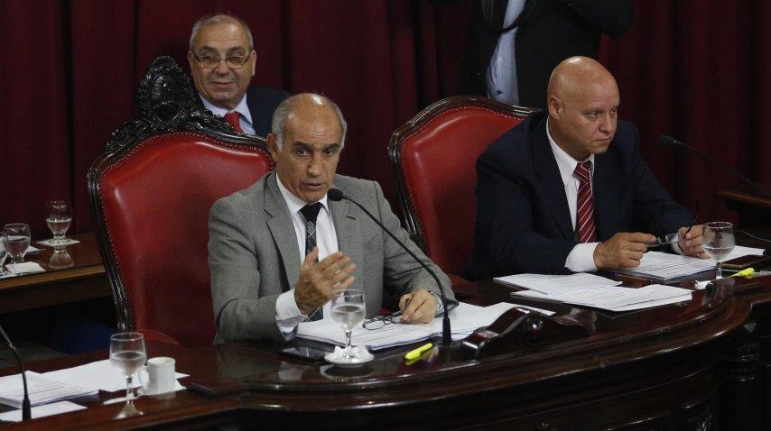 Daniel Salvador, vicegobernador de la provincia de Buenos Aires