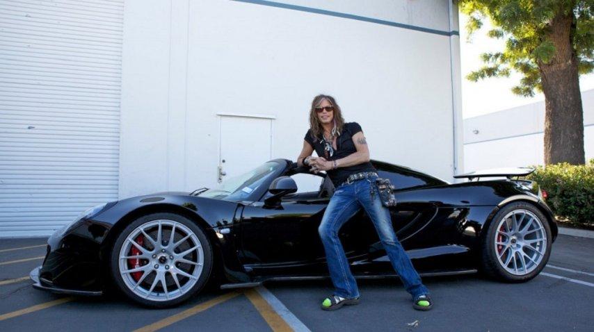 <p>El líder de Aerosmith, Steven Tyler, subasta un auto - Crédito: www.autoevolution.com</p><p></p>