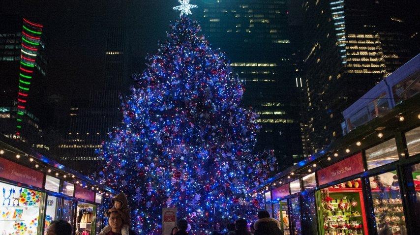 Navidad en Nueva York<br>