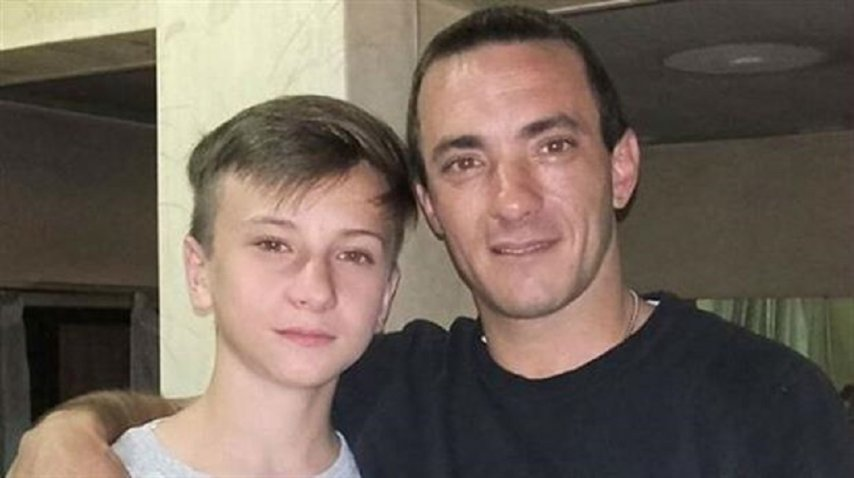 Brian Aguinaco, el chico asesinado por motochorros en Flores<br>