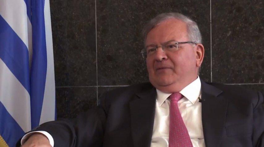 El embajador griego fue asesinado<br>
