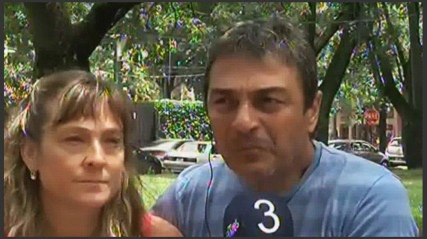 Padres de Giuliana Maldovan