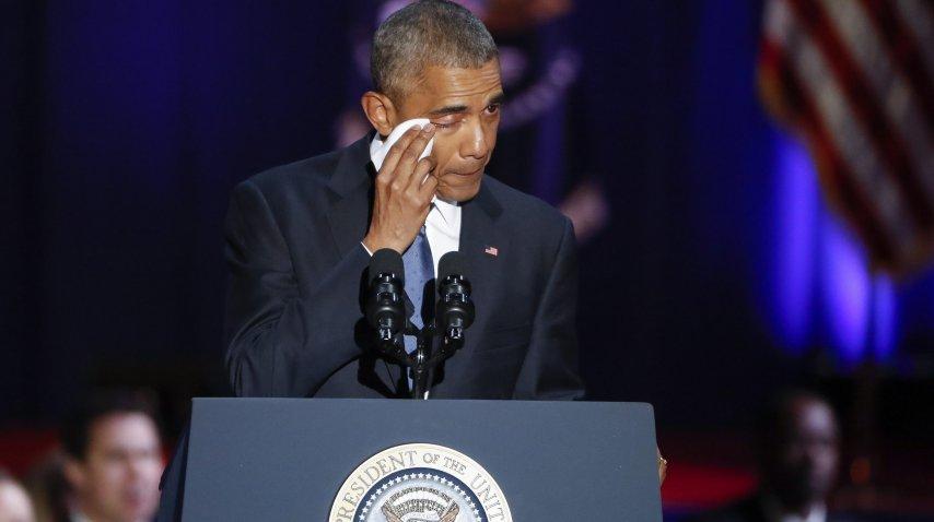 Ültimo discurso de Barack Obama como presidente de Estados Unidos