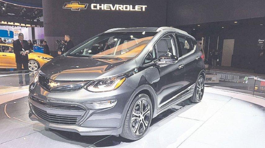 Chevrolet Boltev