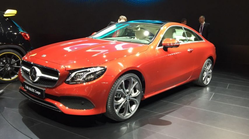Mercedes Benz Clase 6 Coupe