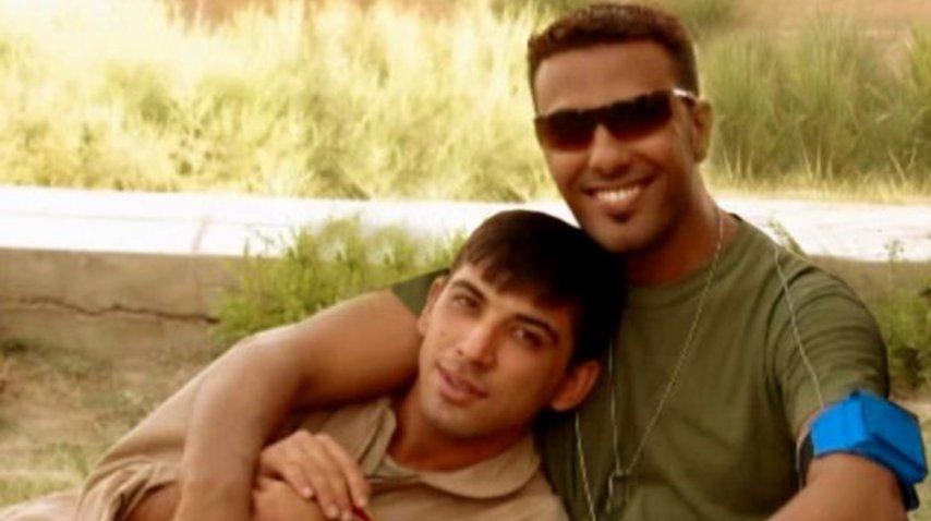 Soldados que se enamoraron en plena guerra