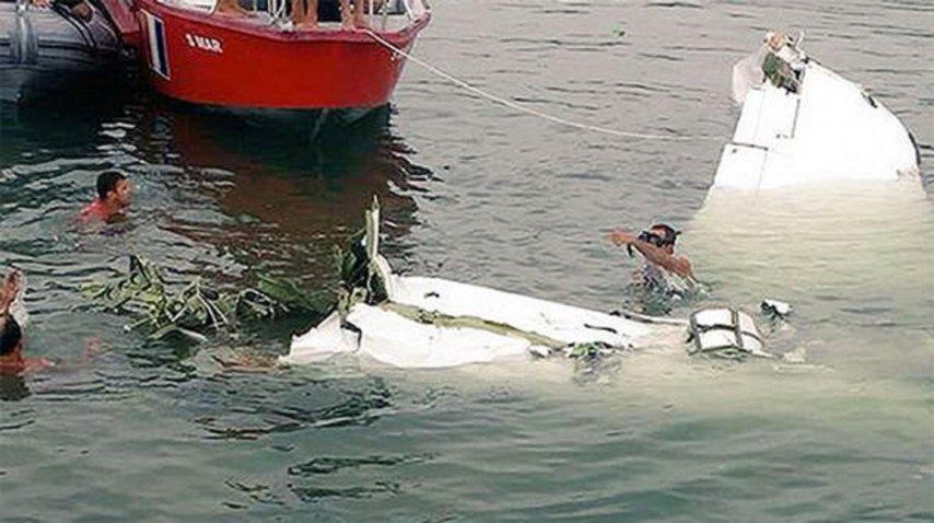 Se estrelló la avioneta que llevaba al juez que investiga el Lava Jato