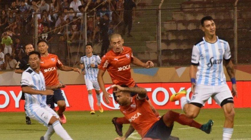 Independiente y Atlético Tucumán, en Salta<br>