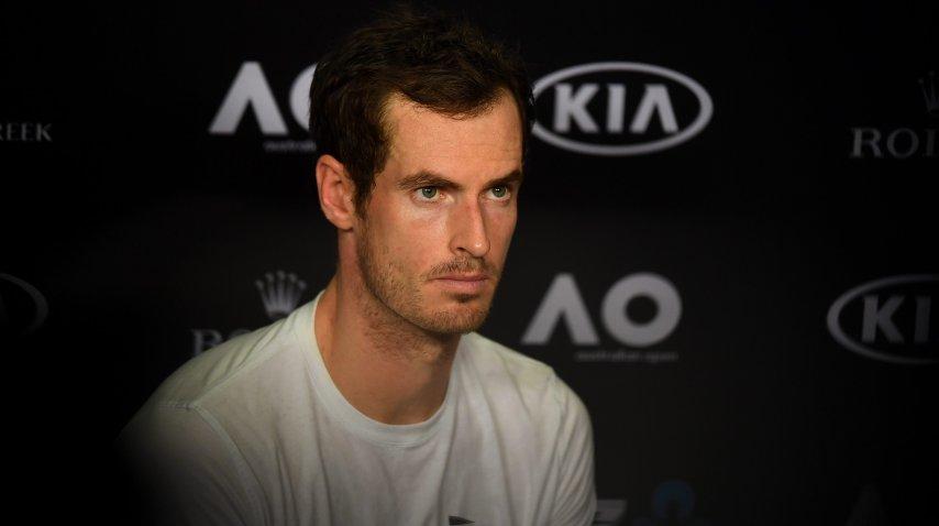 Murray, eliminado en Australia<br>