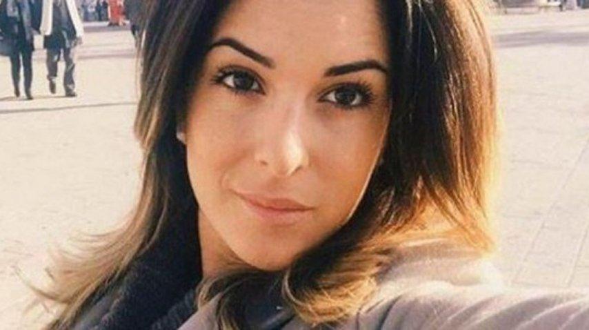 Relato de modelo italiana rociada con ácido por su ex novio