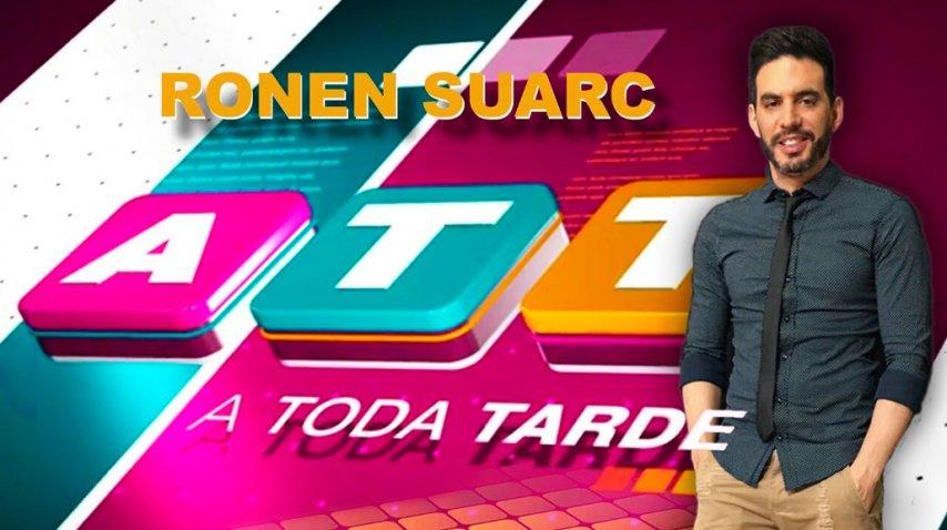 Ronen Suarc llega a CN23<br>