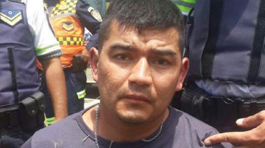 El presunto autor de la masacre de Hurlingham, detenido