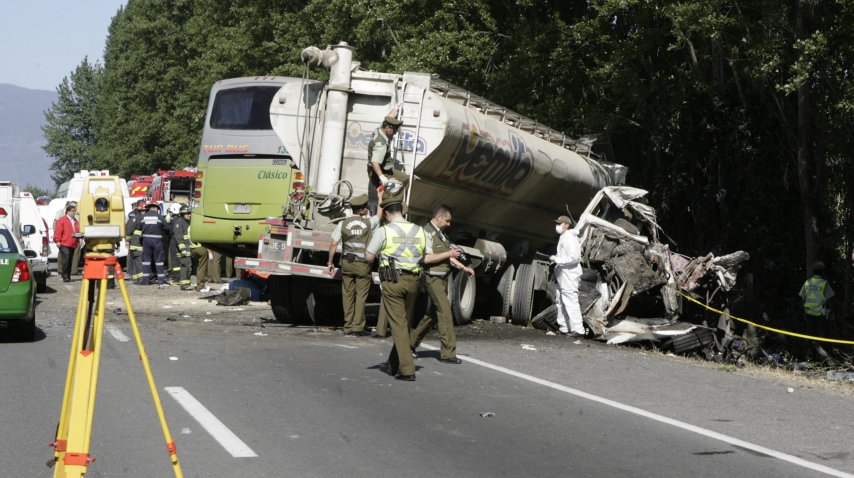 En noviembre de 2010, 20 personas murieron y 16 resultaron heridas